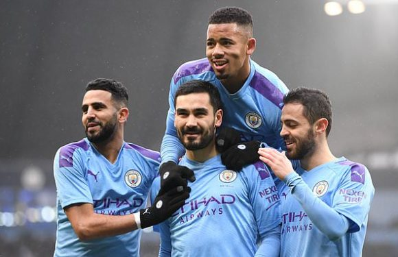 Ilkay Gundogan sees no reason to leave Manchester City any time soon