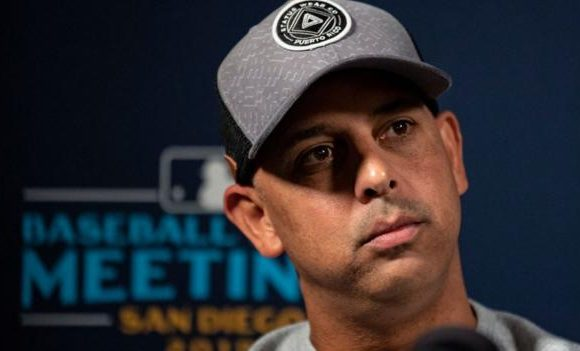 Alex Cora: Boston Red Sox sack manager for role in Houston Astros sign-stealing scandal