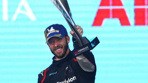 Formula E: British drivers leading the charge as Formula E heads to Santiago