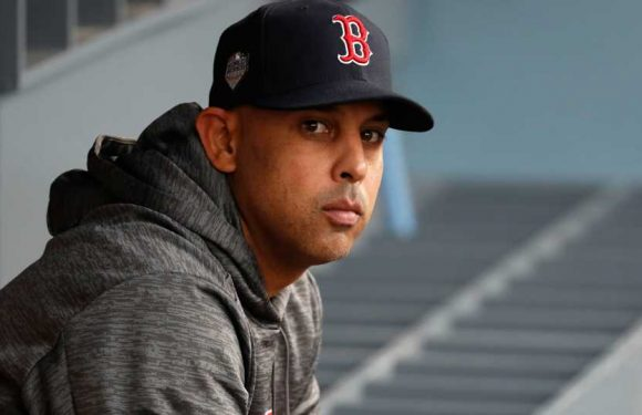 Red Sox part ways with manager Alex Cora amid sign-stealing scandal