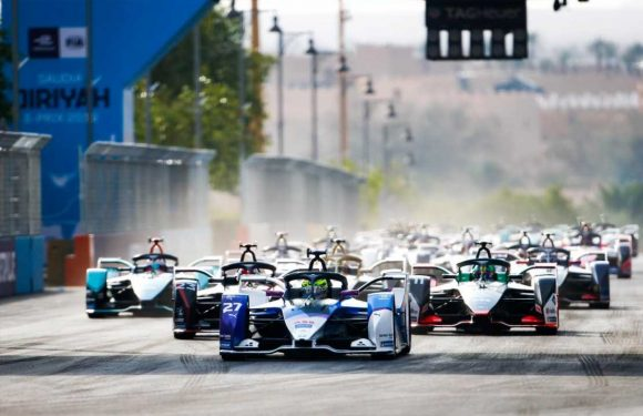 Alexander Sims looking to pick up where he left off as Briton leads Formula E standings heading into Santiago