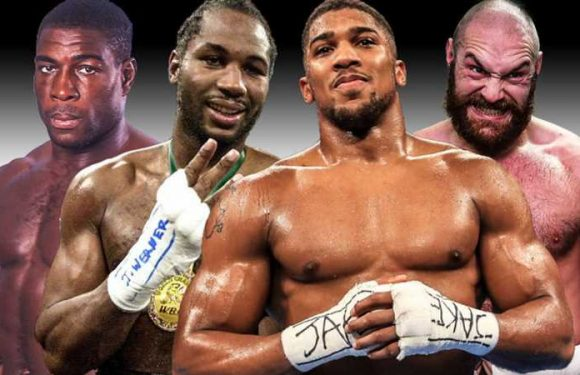Anthony Joshua and Tyson Fury have 'opposite' attitudes in training camps – so whose is better?