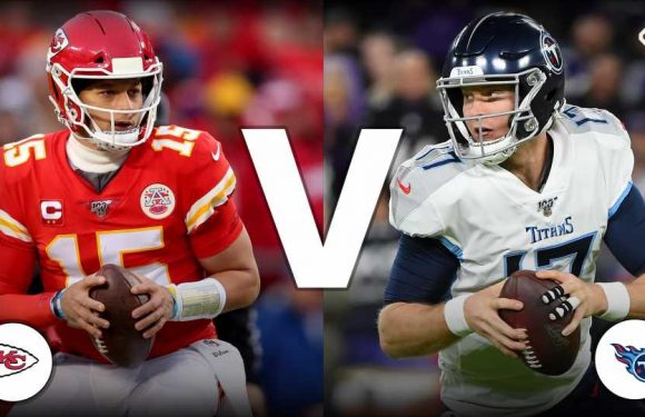 What channel is Chiefs vs. Titans on today? Time, TV schedule for AFC championship game