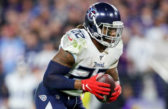 Chiefs vs. Titans player props, over-under odds, picks for AFC championship game
