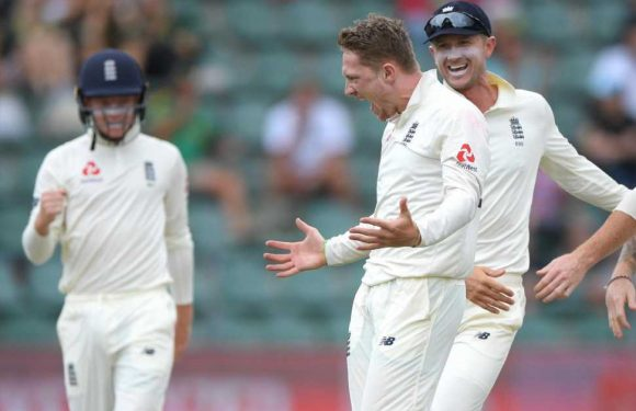 England's Dom Bess hoping 'more to come' after five-wicket haul against South Africa