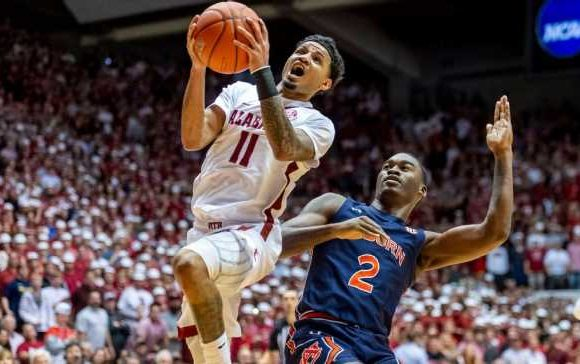 For 3: Alabama hands Auburn its first loss of the season