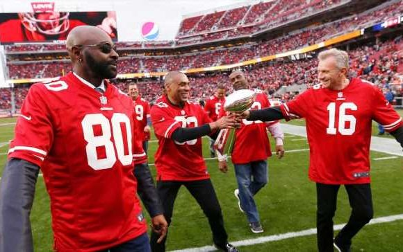 How Jerry Rice yelling at Deion Sanders helped shape the 2019 49ers