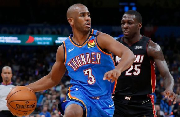Heat and Thunder are benefiting from CP3 staying put