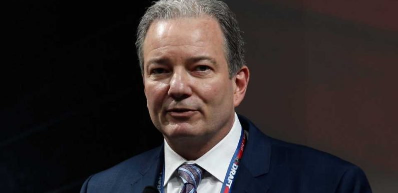 New Jersey Devils fire general manager Ray Shero