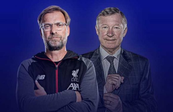 When did Liverpool overtake Manchester United in the Premier League?