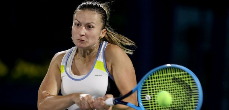 Australian Open 2020: Dalila Jakupovic retires due to coughing fit caused by bushfire smoke