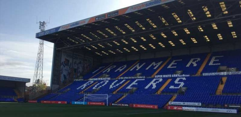 FA Cup third-round replay between Tranmere and Watford postponed due to heavy rain