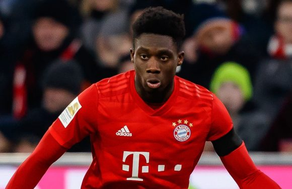 Bayern star Alphonso Davies makes Chelsea admission for Champions League clash