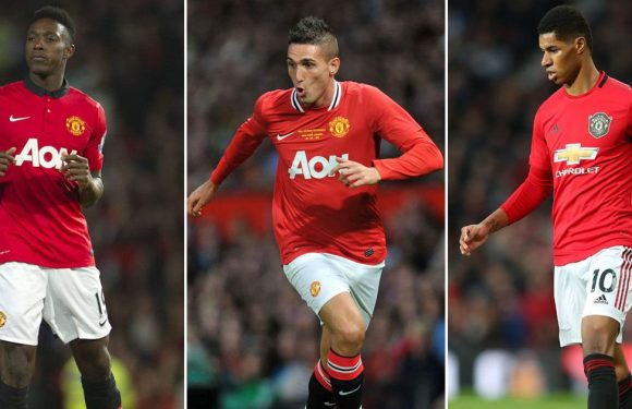 Every Man Utd academy player of the year since 2000 – and where they are now
