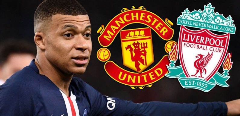 Barcelona hijack Real Madrid transfer plan to nab Kylian Mbappe