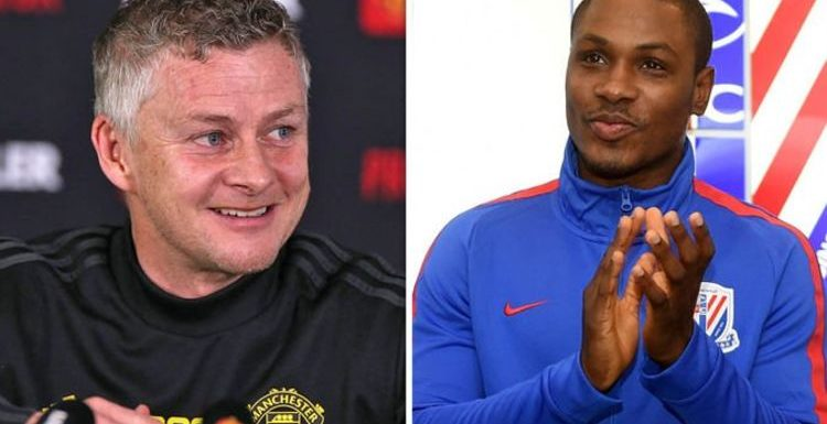 Man Utd boss Solskjaer sent agent to enquire about January target before Odion Ighalo deal
