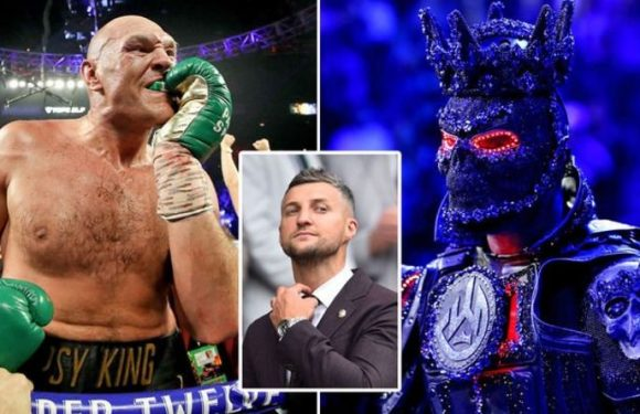 Boxing news: Deontay Wilder costume excuse slammed as 'ridiculous' by Carl Froch