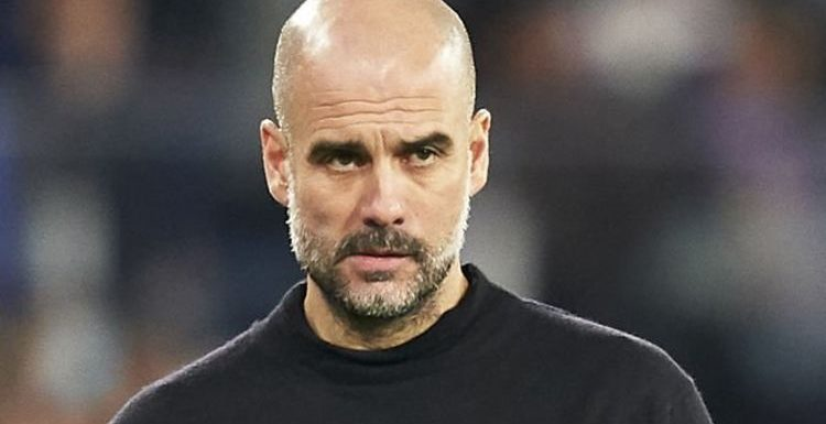 Man City boss Pep Guardiola told to use one player more in Liverpool title claim