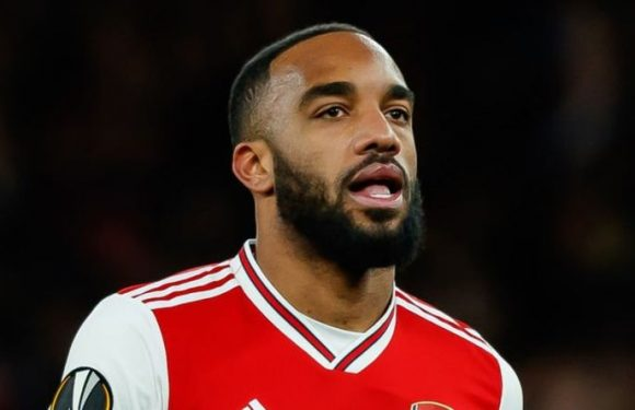Arsenal sent Alexandre Lacazette transfer message over Aubameyang and Eddie Nketiah