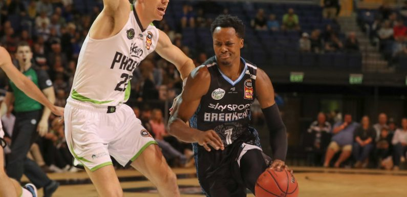Breakers beat Phoenix but NBL finals fate in limbo