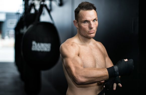 Mitchell half the man he used to be – and weight loss fuels title bid