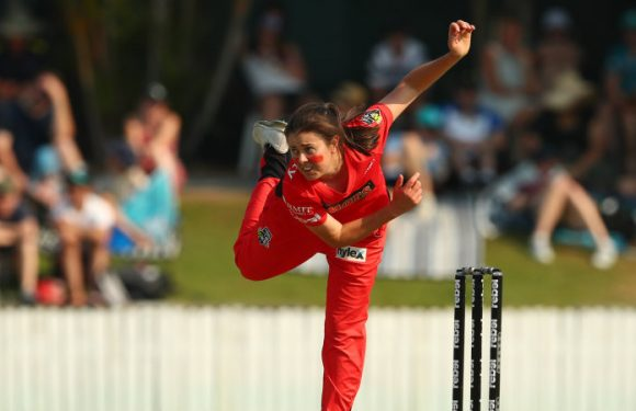 Strano replaces Vlaeminck after pace bowler ruled out on eve of tournament