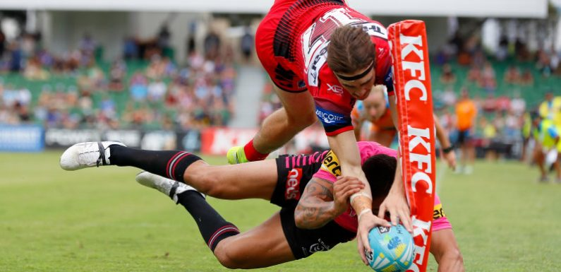 NRL defends absence of bunker despite howler costing Penrith dearly