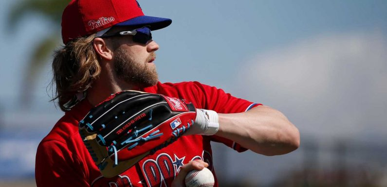 Bryce Harper has no regrets entering Year 2 with Phillies: 'Just so happy to be here'