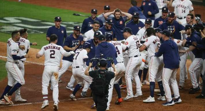Houston Astros categorically deny they used buzzers to steal signs: 'That's a lie'