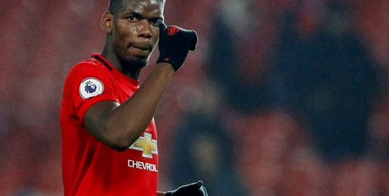 Football: Paul Pogba hopes for summer exit but Manchester United want €100m