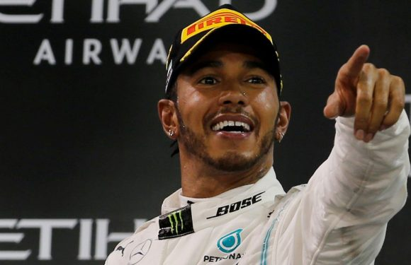 """Lewis Hamilton warns he is """"on another level"""" ahead of new Formula 1 season"""