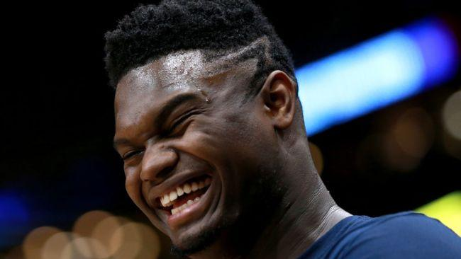 Zion's matches MJ with insane 35-year first