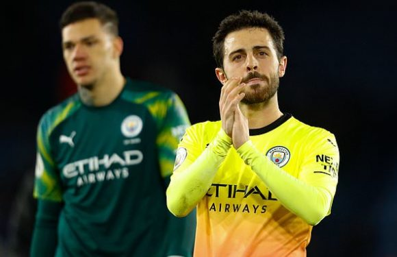 Bernardo Silva says he would love to call Lionel Messi his team-mate