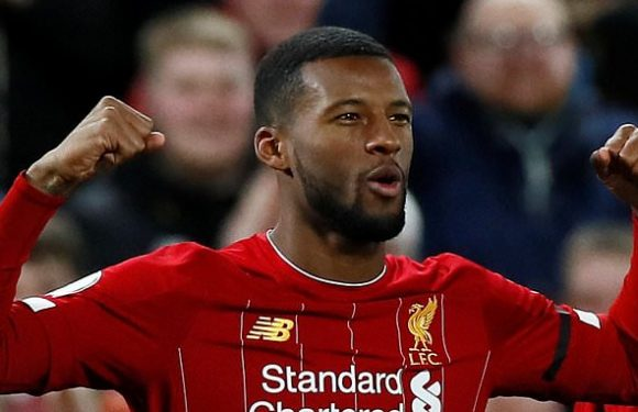Georginio Wijnaldum plans to return to the Netherlands