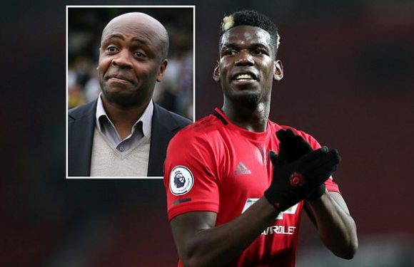 Paul Parker believes Man Utd should SELL Paul Pogba in the summer
