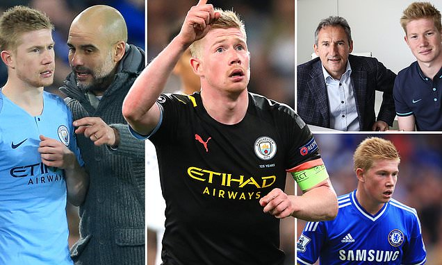 De Bruyne's display against Real showed he is one of best in the world