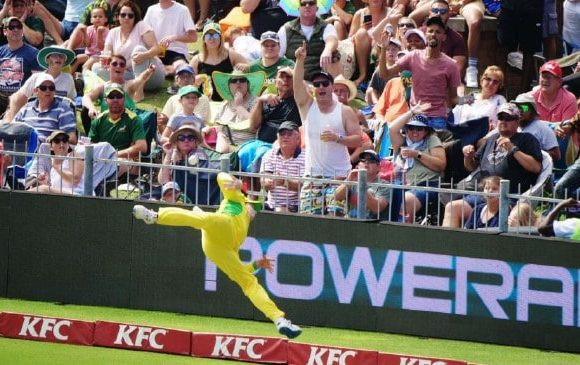 'One of the greatest pieces of fielding ever'