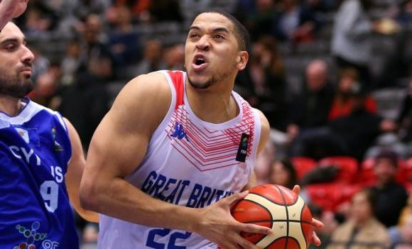 EuroBasket 2021: Montenegro edge GB in first qualifier