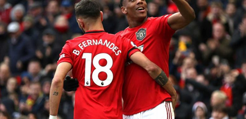 Manchester United tell investors they will qualify for Champions League this season