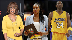 Gayle King 'mortified' by framing of Kobe Bryant rape case clip from interview with Lisa Leslie