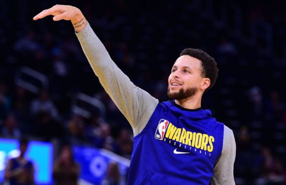 Curry on return date: 'Always been March 1'