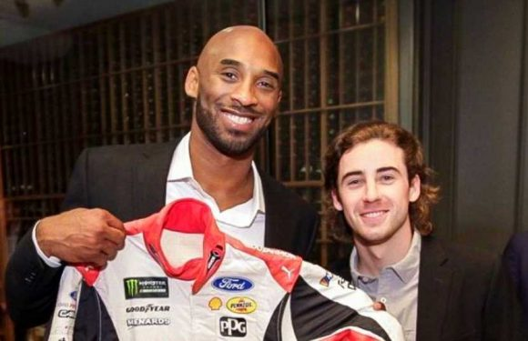 Kobe Bryant 'Mamba' tribute car to race in NASCAR this weekend