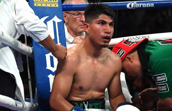 Mikey Garcia ready to erase doubts at welterweight vs. Jessie Vargas