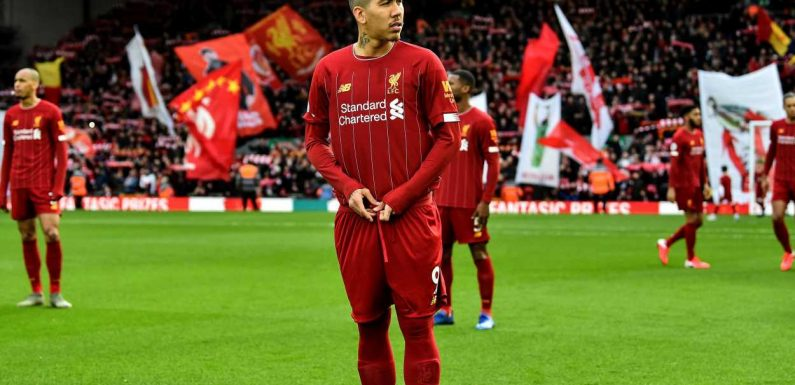 Roberto Firmino may not be the most prolific, but remains utterly vital to Liverpool's historic title charge