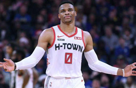 Russell Westbrook feels he's labeled as 'the bad guy' after ejection for elbowing Damion Lee