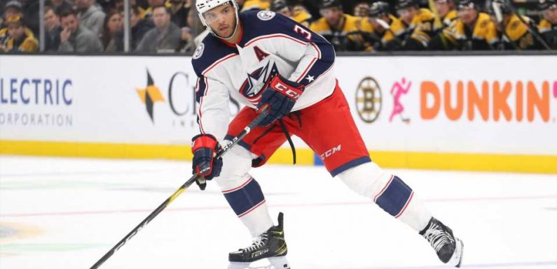How long is Seth Jones out? Injury timeline, return date, latest updates on Columbus Blue Jackets' All-Star