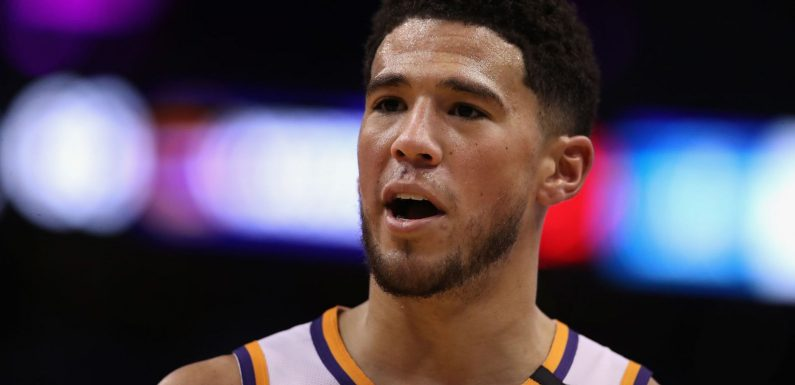 Devin Booker to replace injured Damian Lillard in All-Star Game