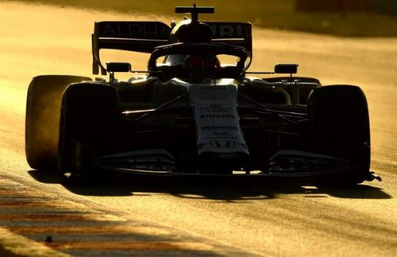 Watch F1 2020's second test live on Sky Sports F1