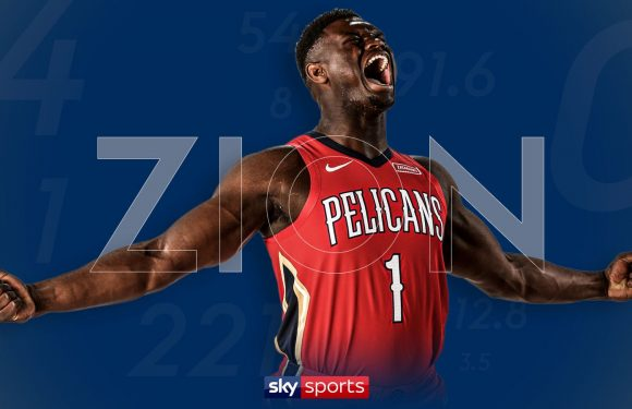 Zion Williamson lives up to hype in his first 10 New Orleans Pelicans games
