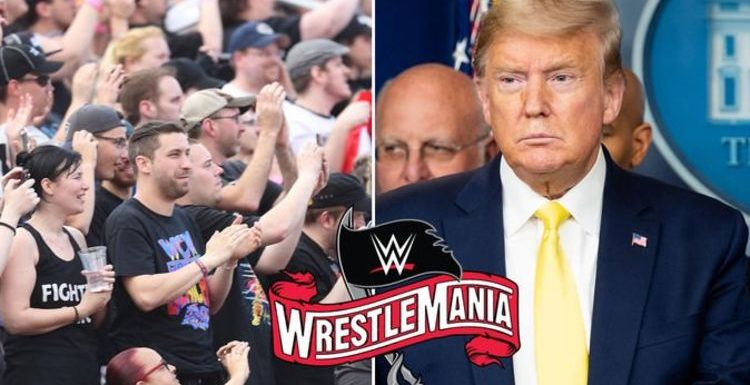 How Donald Trump travel ban affects European WWE fans ahead of WrestleMania 36